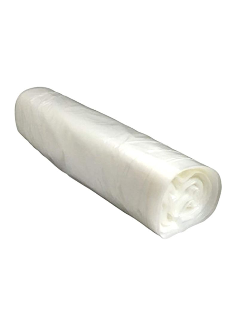 High Density Drop Cloth White 3.2 x 18.5 x 4 inch