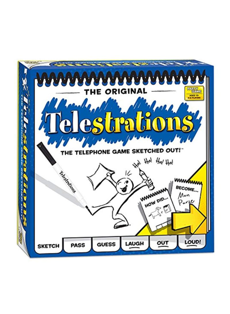 Telestrations Original Board Games PG000264