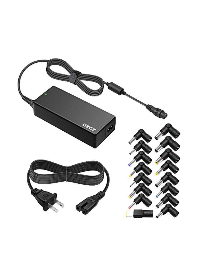 Laptop Charger Black