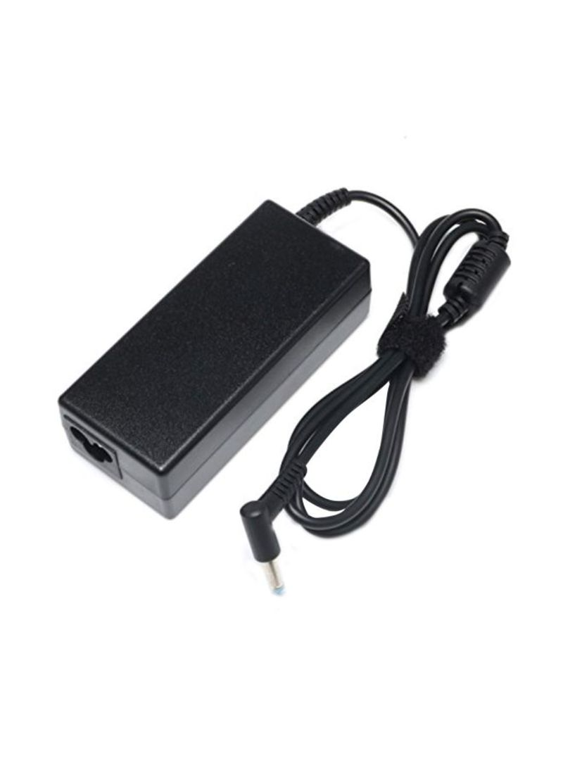 AC Adapter Charger For Laptop Black