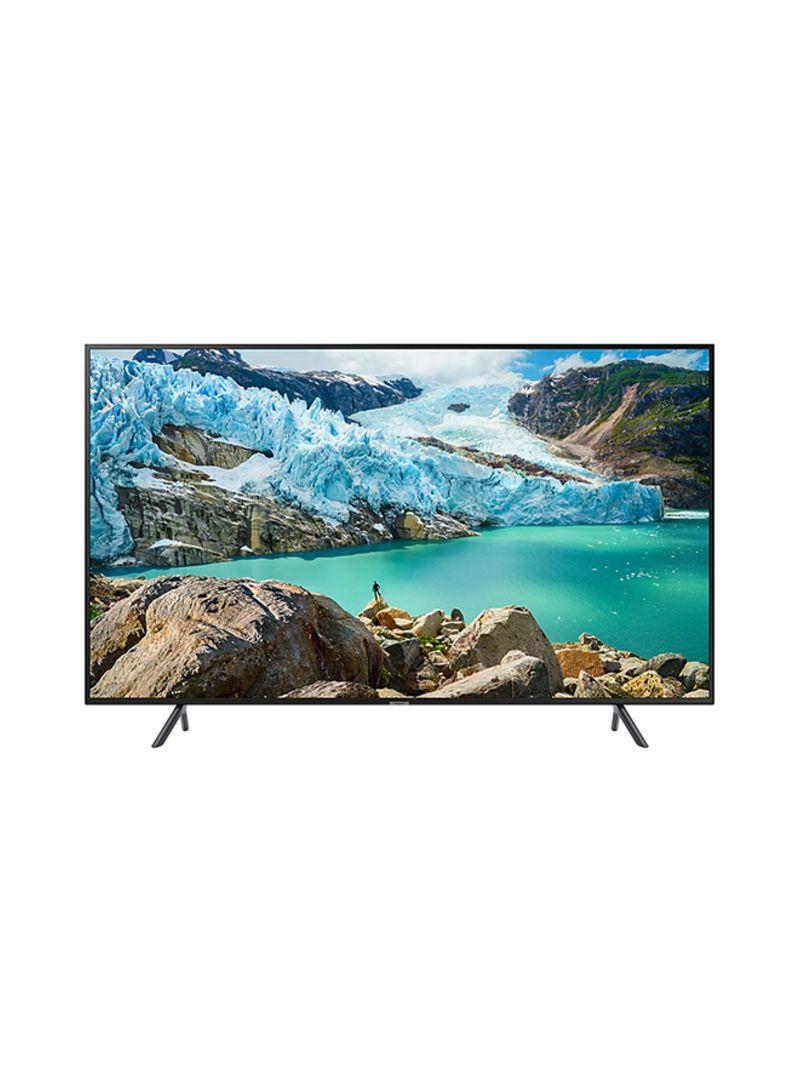 49-Inch 4K Ultra HD Flat Smart TV With Built-in Receiver UA49RU7100 Black