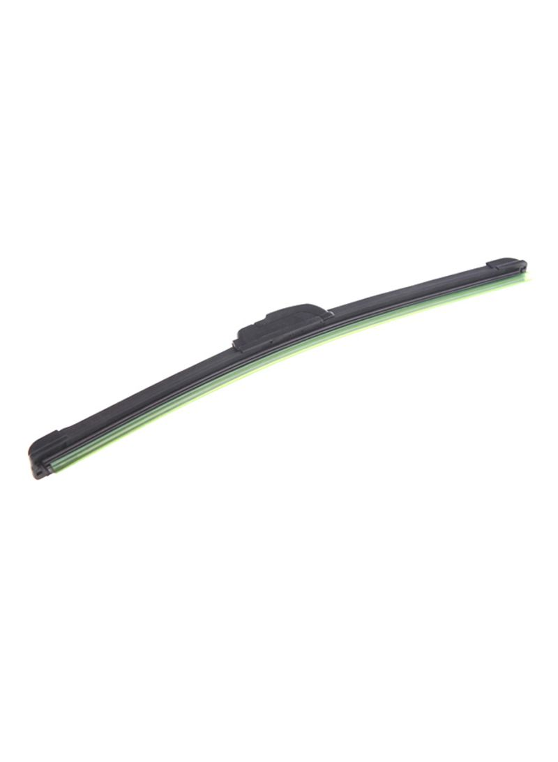 14-Inch Universal U-Type Soft  Bracketless Rubber Car Windshield  Wiper Blade