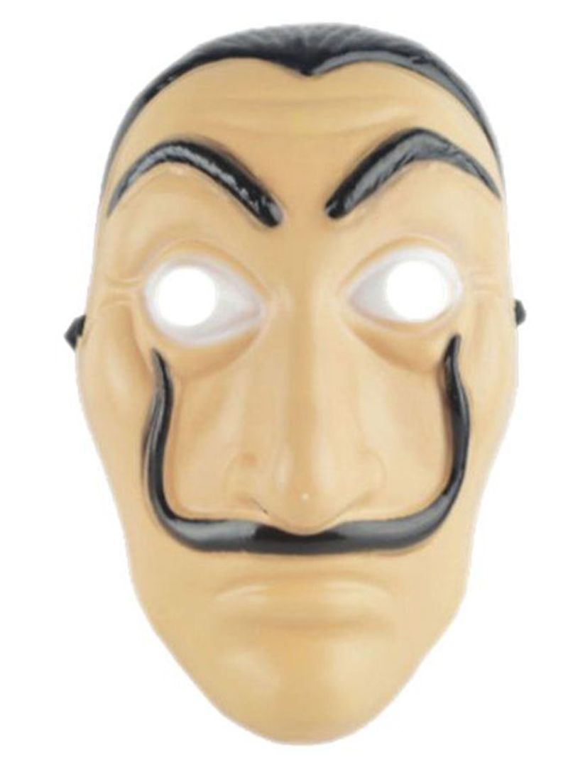 Dali Mascara Face Mask