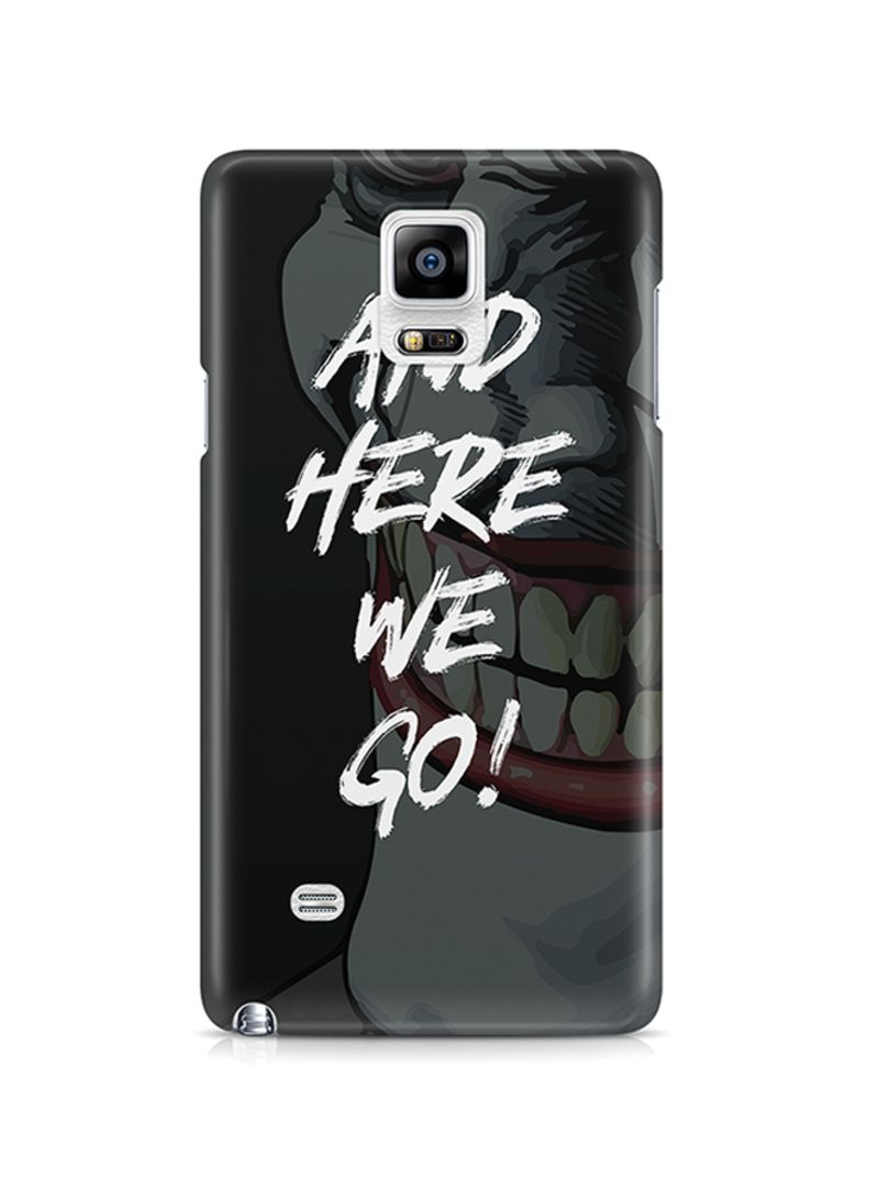 Protective Case Cover For Samsung Galaxy Note 5 Black