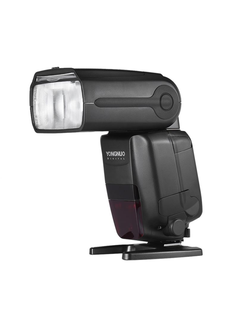 Wireless Master Flash For DSLR Black