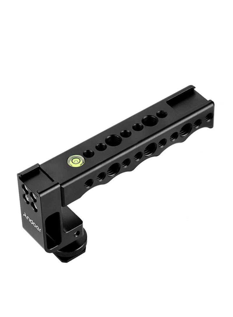 Camera Top Handle Grip Black