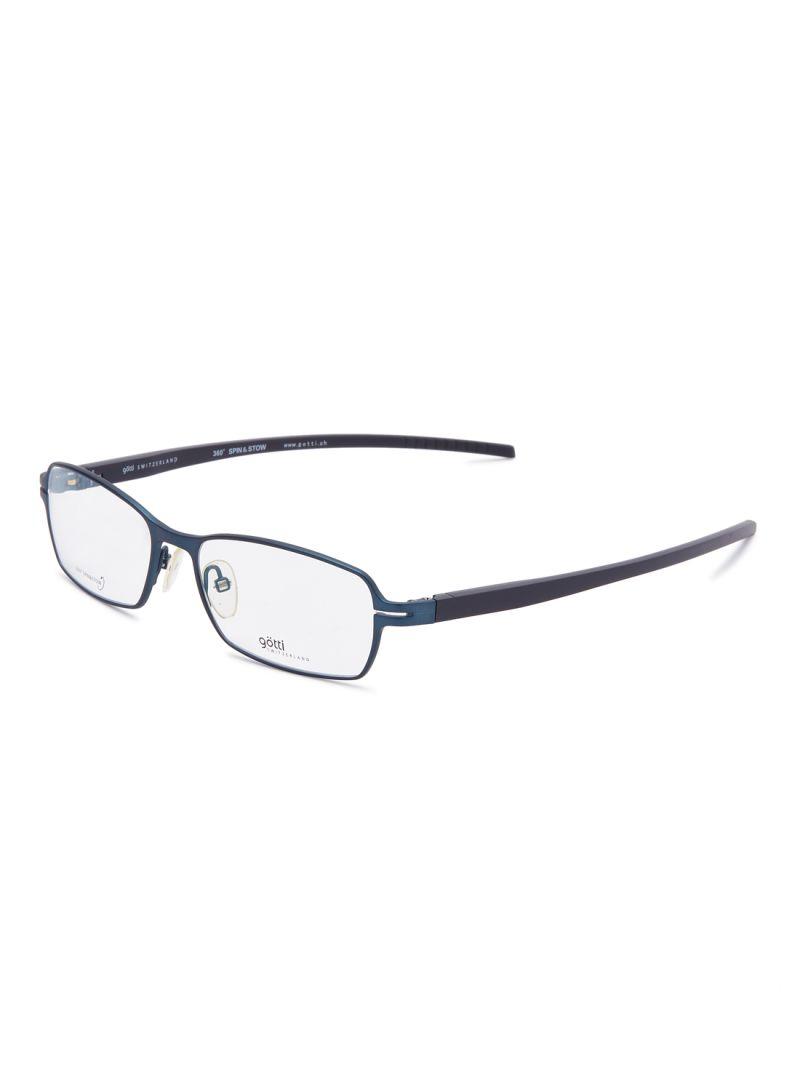 Rectangular Eyeglasses Frames GOTTI LORIO FGOT/PTR