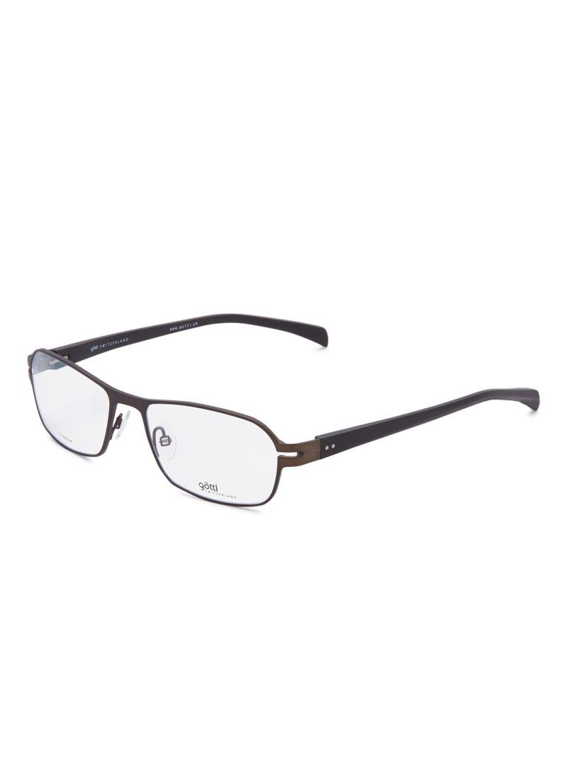 Rectangular Eyeglasses Frames GOTTI JONNY FGOT/BRM