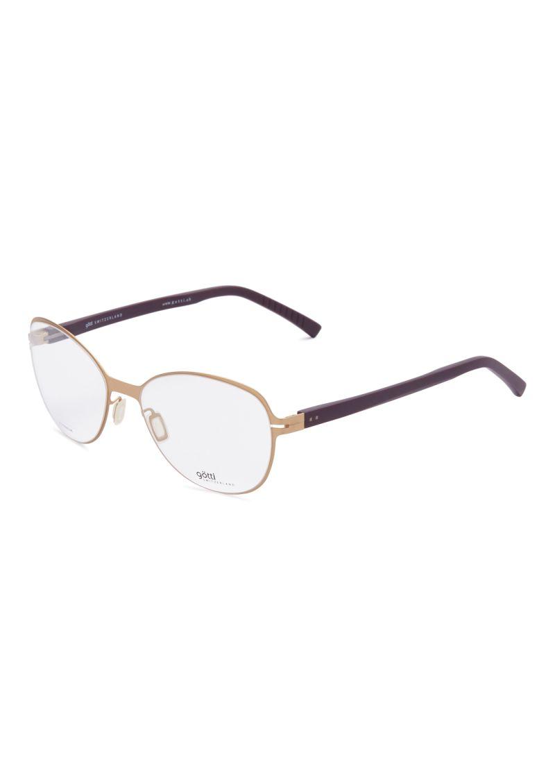 Women's Butterfly Eyeglasses Frames GOTTI LUNA FGOT/GLM