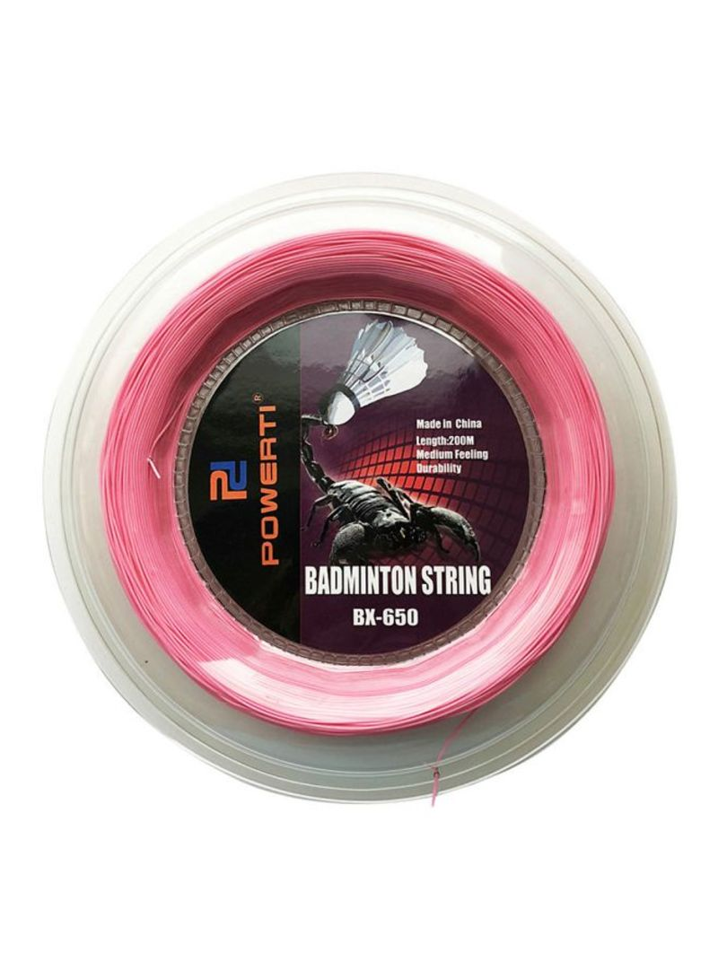 Badminton Racket String - 600 ft 250 g