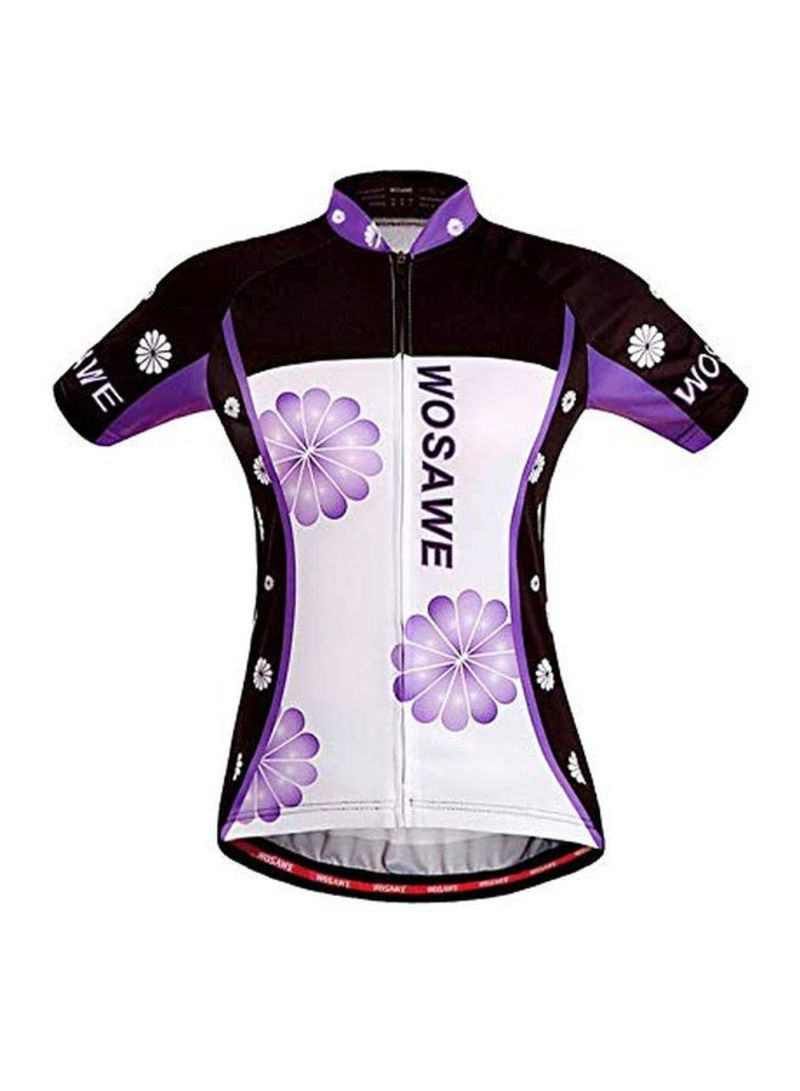 Breathable Outdoor Jersey For MTB Cycling
