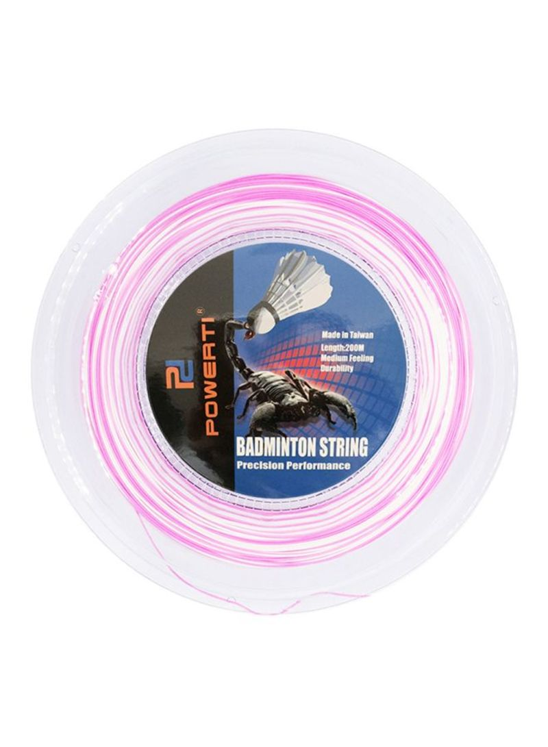 Replacement Badminton String - 600 ft 600 feet