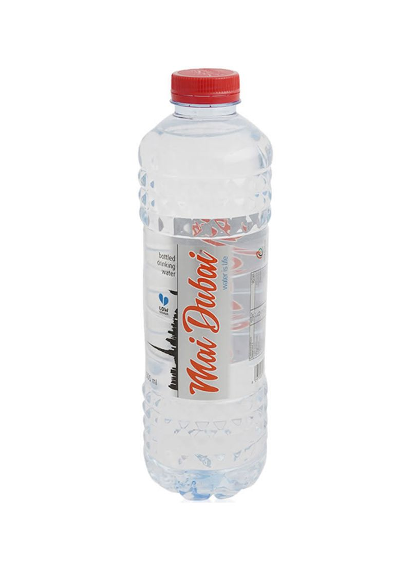 Natural Mineral Water 500 ml