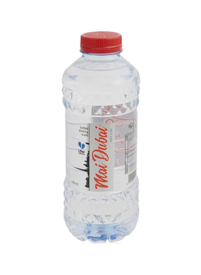 Natural Mineral Water 330 ml