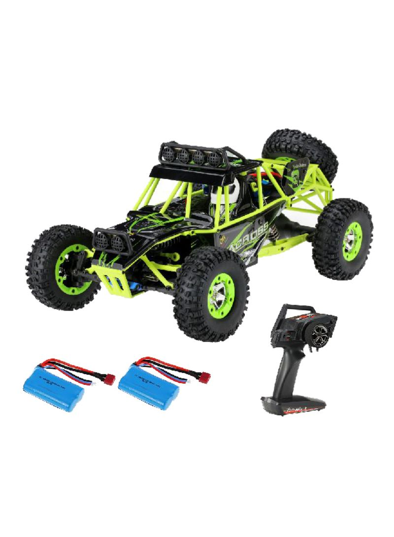 4WD Electric RTR RC Brushed Crawler With Two Batteries RCAJ463