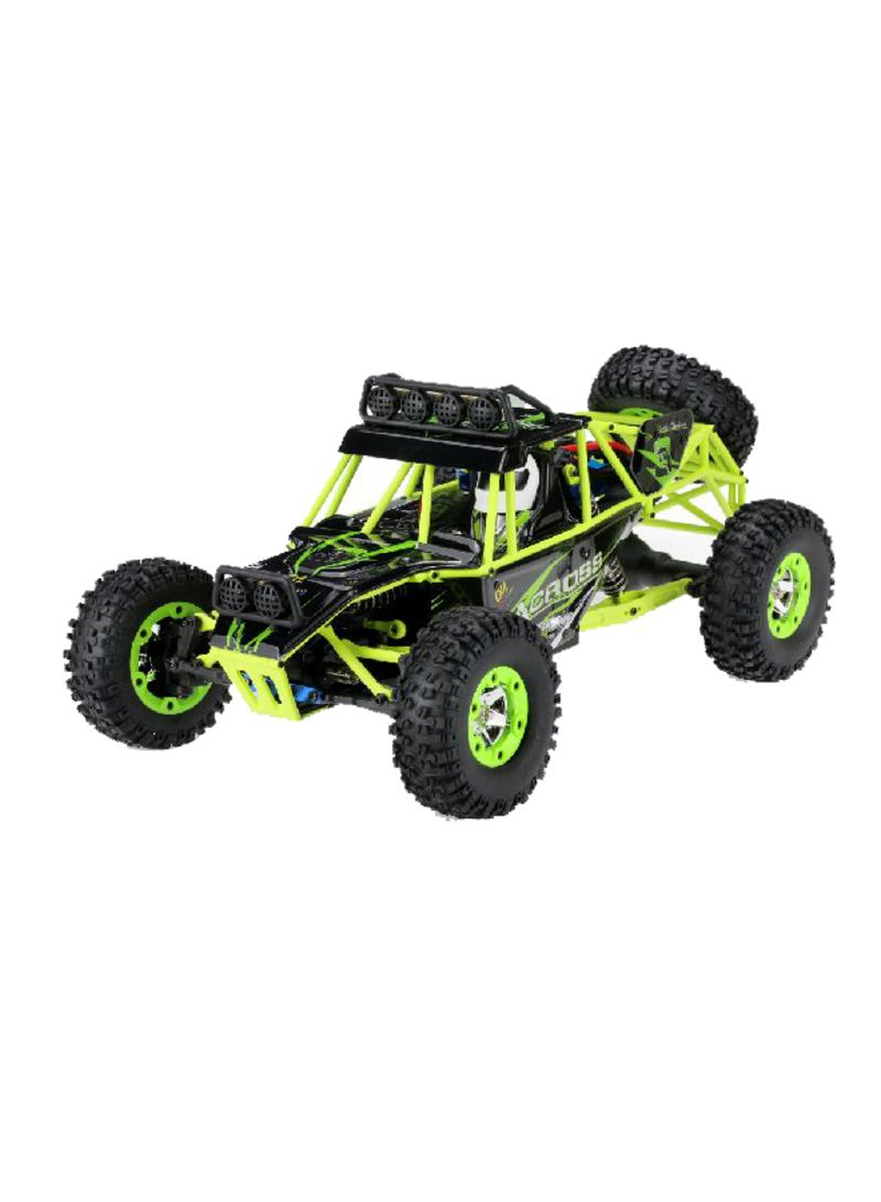 4WD Electric RTR RC Brushed Crawler With Two Batteries RCAJ462