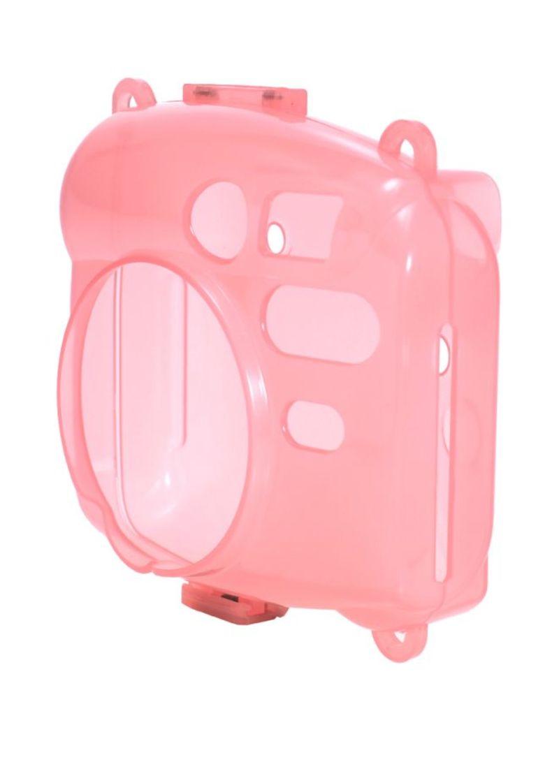 Waterproof Camera Case For Fujifilm Instax Mini 8 Pink