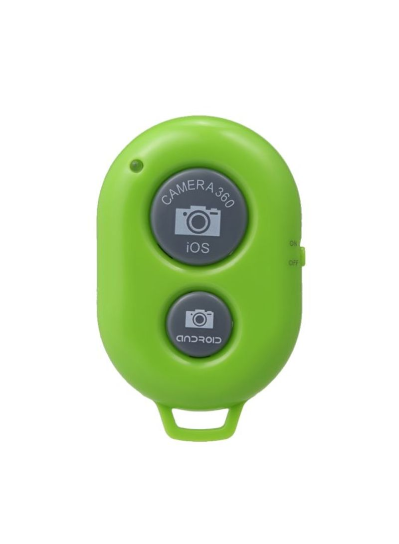 Bluetooth Remote Shutter Timer Green