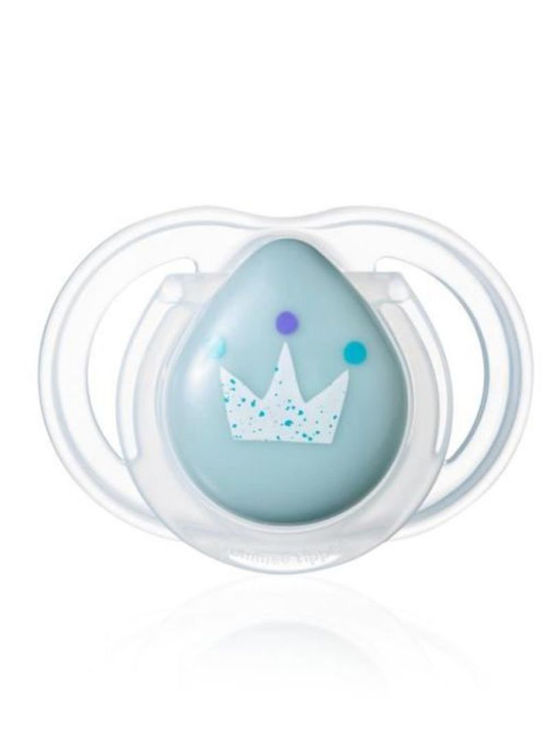 Nature Soother Pacifiers (0-2 Months)