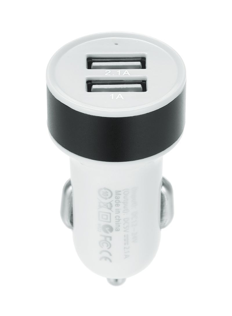 Dual USB Universal Car Charger