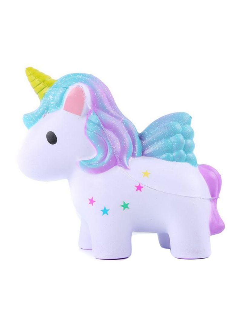 Squishy Toys Sponge Soft Cute Unicorn Slow Rising Stress Relieve Toy