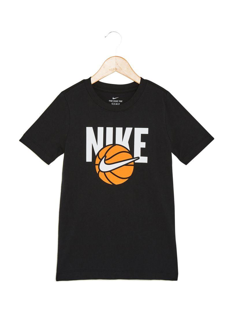 Kids NSW Basketball T-Shirt Black