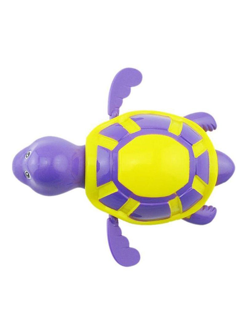 Swim Bath Turtle Floating Water Wound-Up Chain Baby Bath Toy