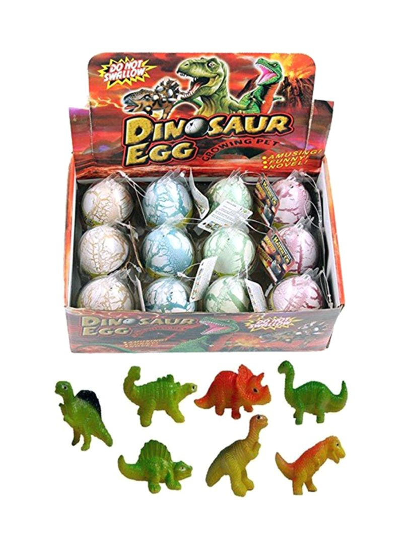 Dinosaur Dragon And Hatch-Grow Eggs Set