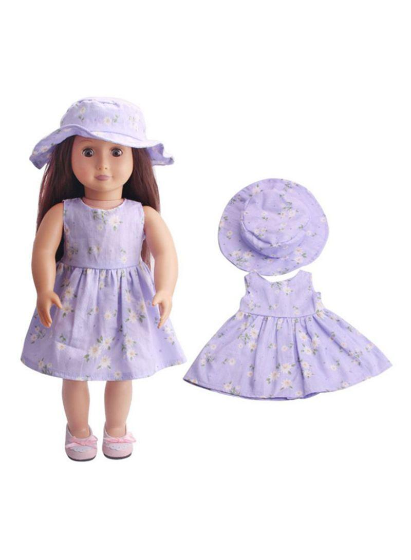 18-Inch American Girl Doll Dresses