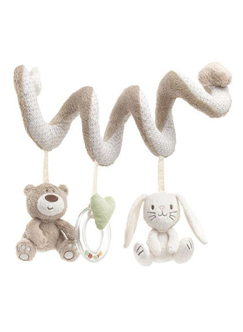 Rattles Playing On The Crib Hanging Bell Toys