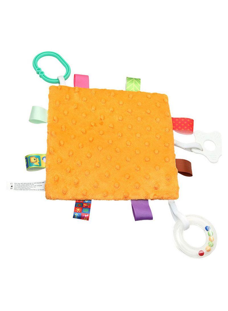 Anti-Bite Rattles Appease Towel Toys
