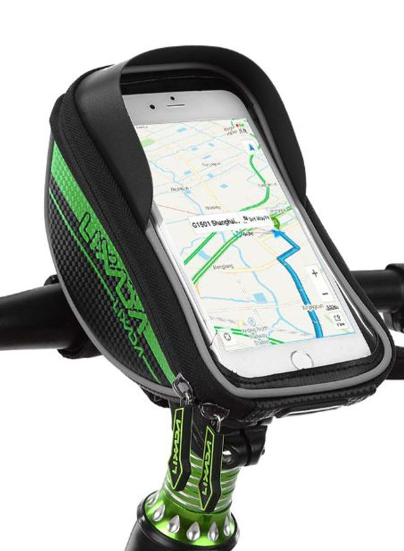 Lixada Bicycle Touchscreen Cell Phone Mount Holder 105 g