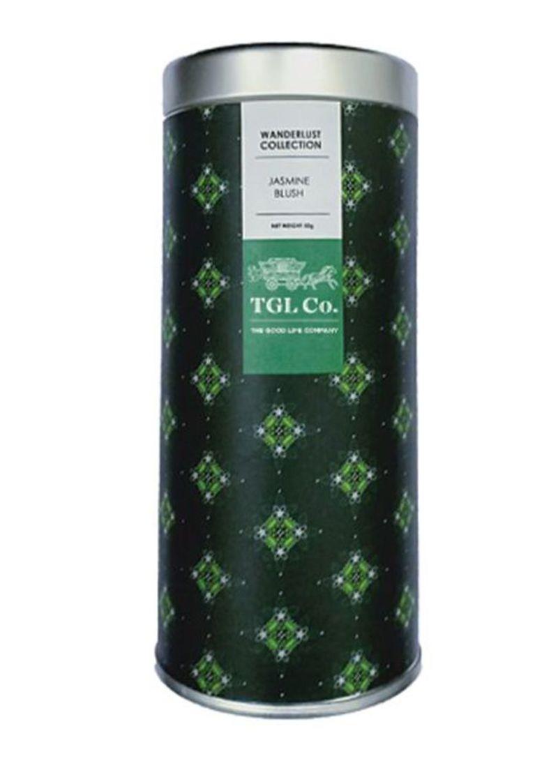 Jasmine Blush Green Leaf Tea 50 g