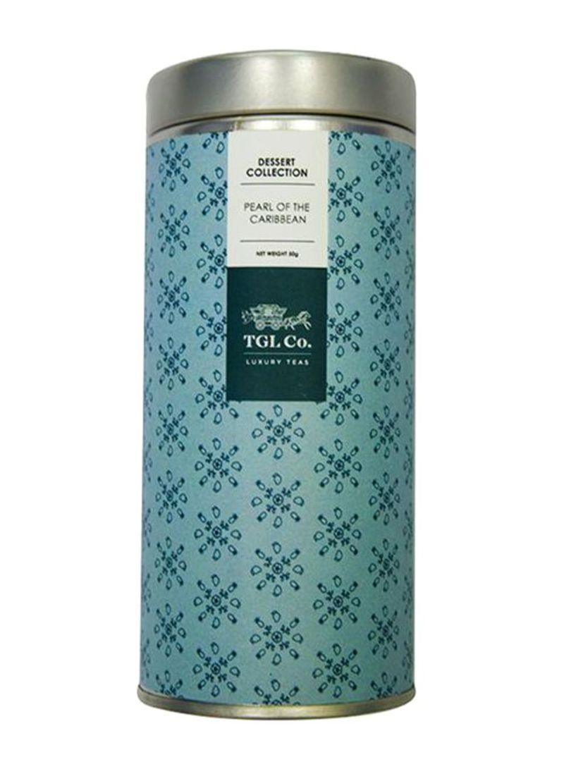 Pearl of The Caribbean White Leaf Tea 50 g