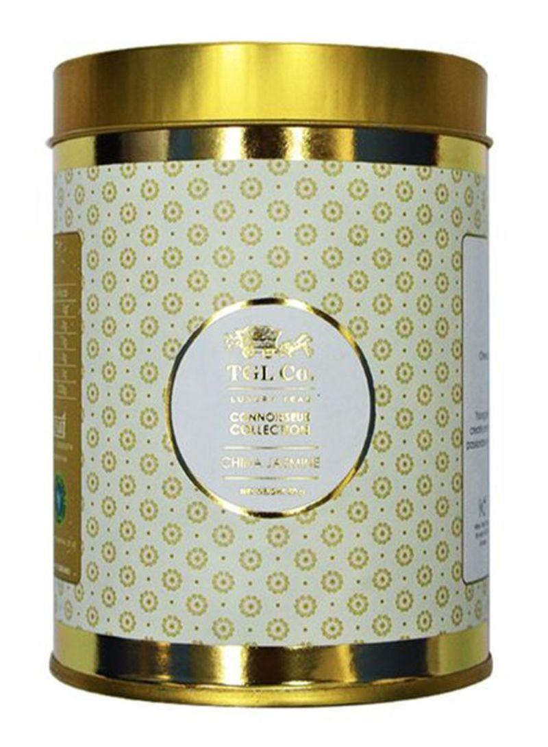 China Jasmine Green Leaf Tea 50 g
