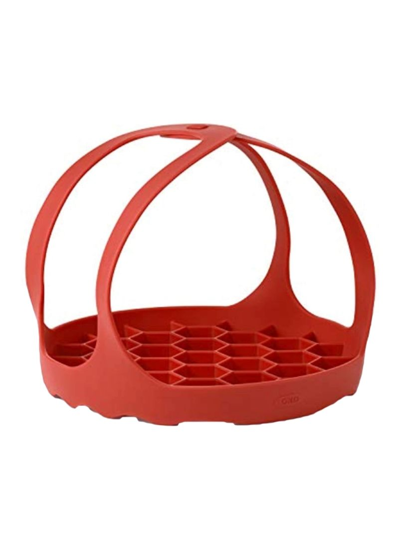 Pressure Cooker Bakeware Sling Red 1.9x7.8x9.7 inch