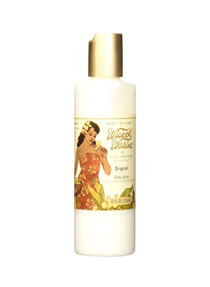 Original Body Lotion With Macadamia And Kukui Nut Oils 236 ml