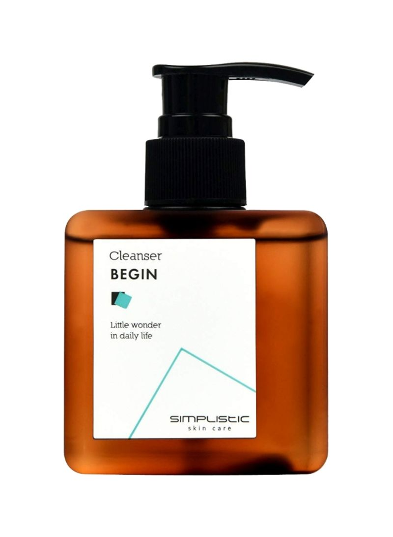 Begin Skincare Facial Cleanser 250 ml