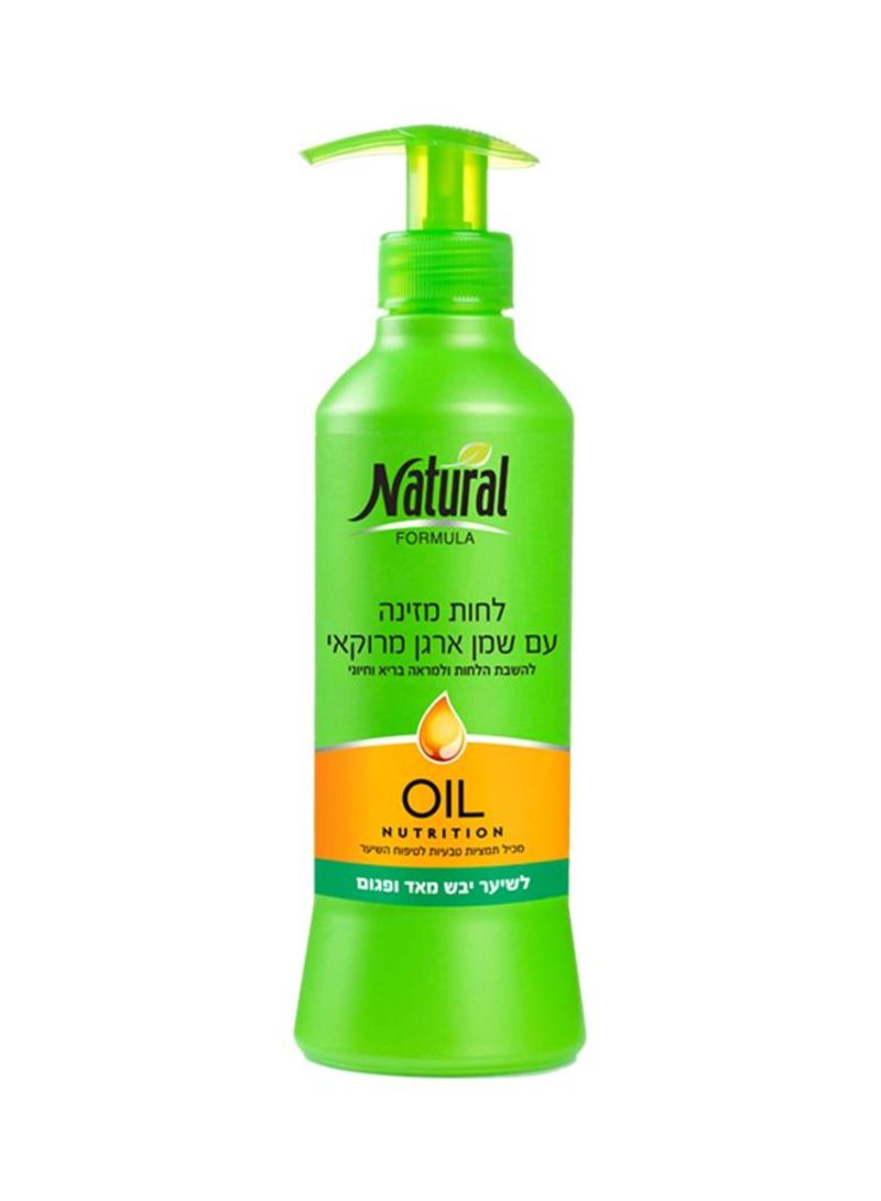 Moisturizing Nutrition Oil 400 ml