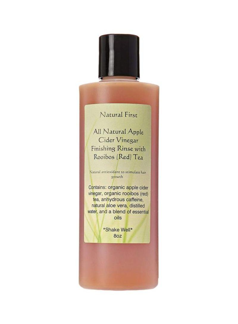 Organic Apple Cider Vinegar Finishing Rinse Hair Growth Treatment 8 ounce