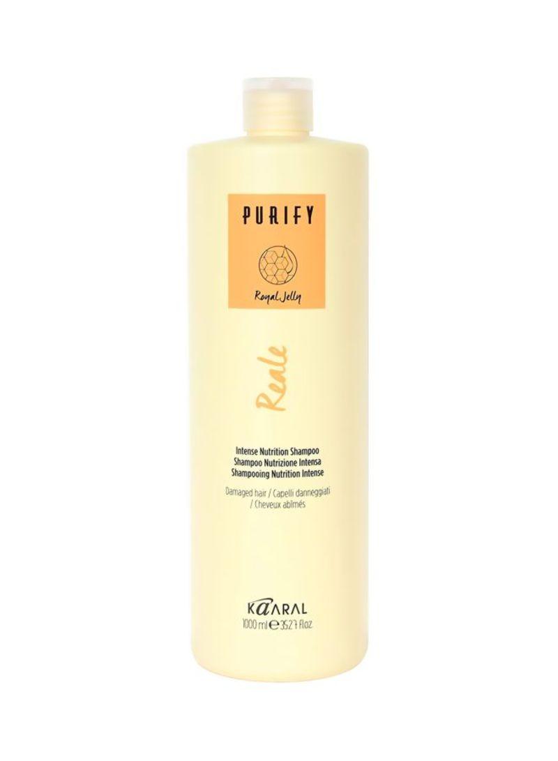 Purify Reale Intense Nutrition Shampoo 1000 ml