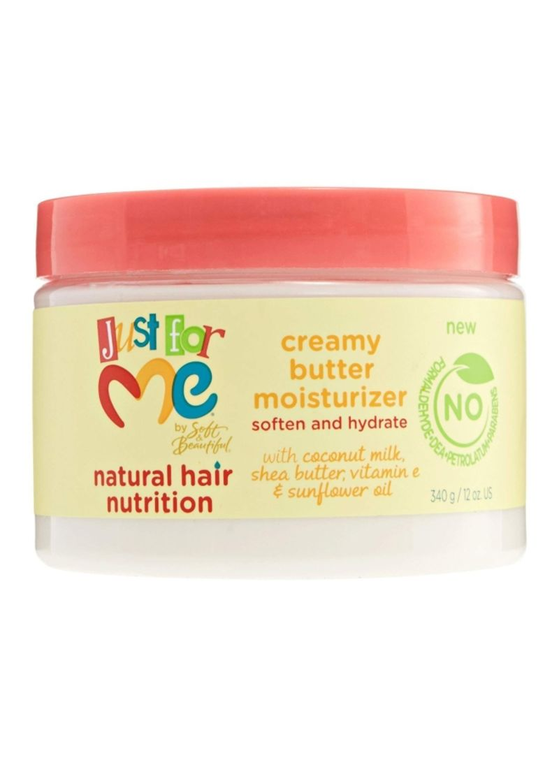 Natural Hair Nutrition Creamy Butter Moisturizer 340 g