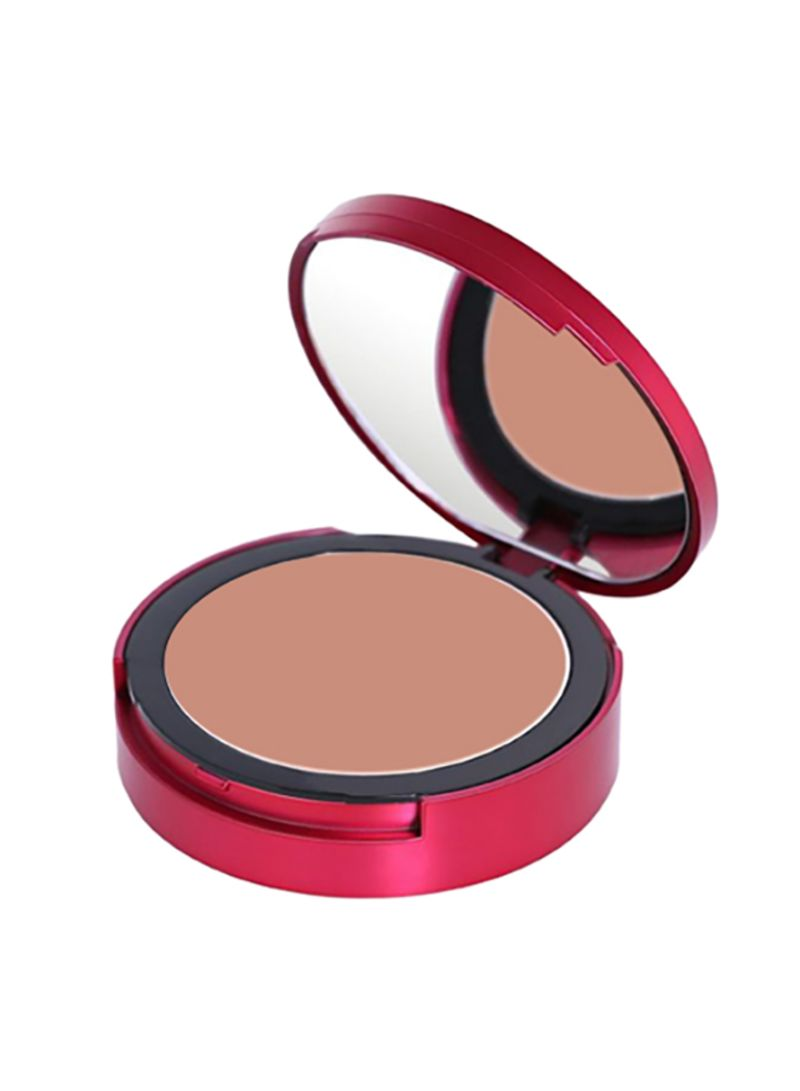 Velvet Touch Flawless Face Powder Brown