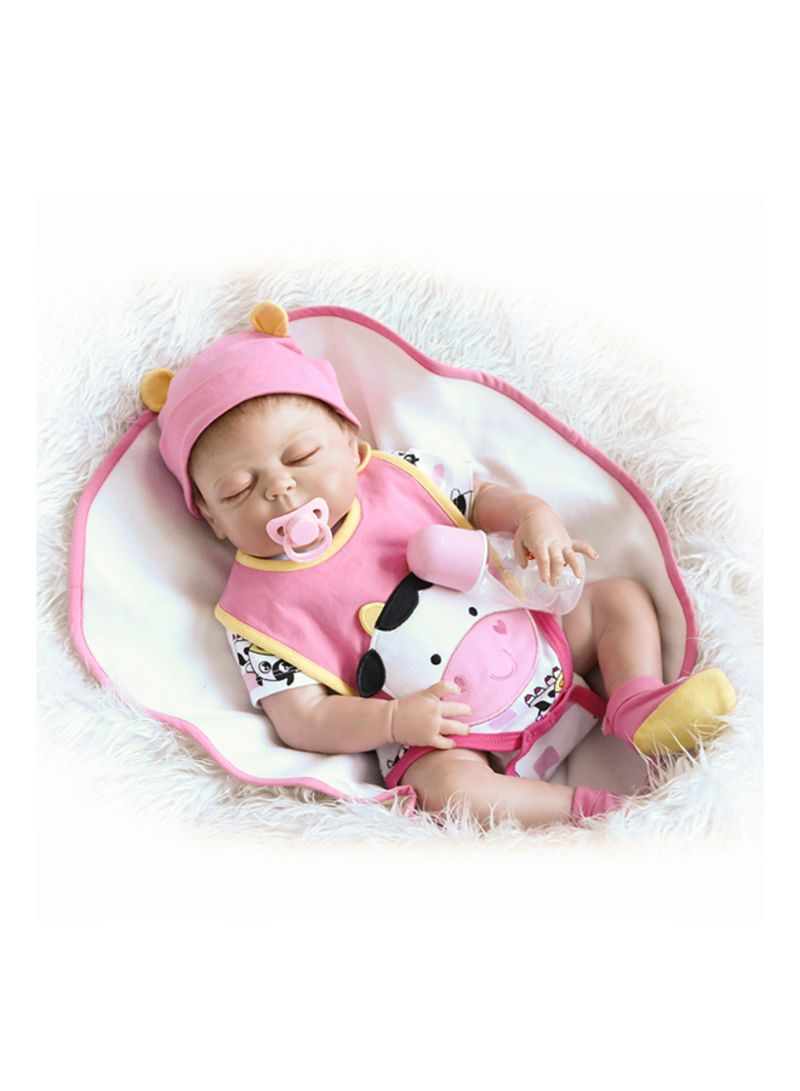 Realistic Newborn Baby Doll 47 x 14 x 23 centimeter