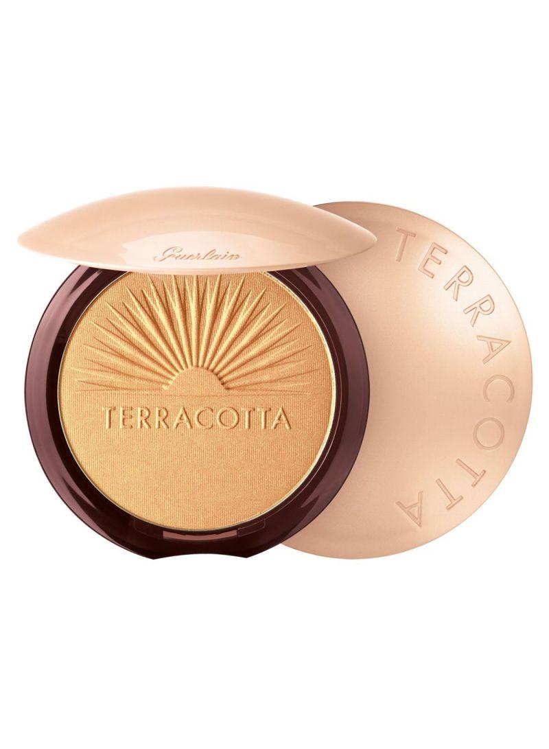 Terracotta Summer Glow Face Powder Beige