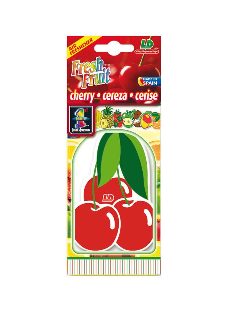 Paper Air Freshener - Cherry