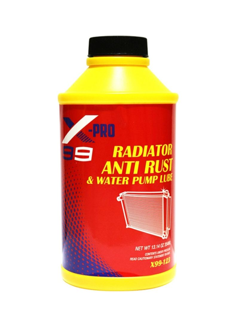 Radiator Anti Rust And Water Pump Lube
