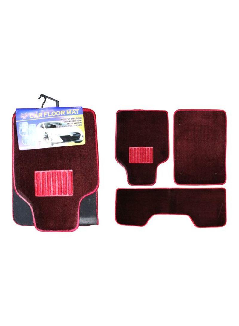 3-Piece Car Floor Mat Set
