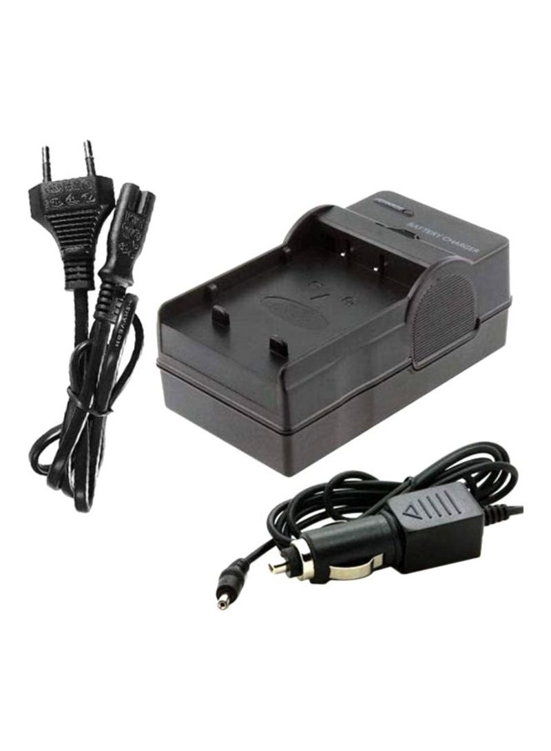 NP-90 Camera Battery Charger For Casio Black