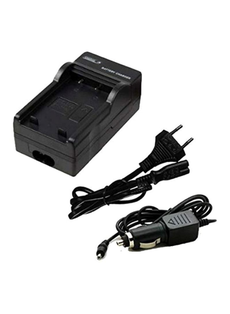 NB-6L Camera Battery Charger For Canon Black